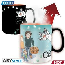 Chi's Sweet Home - Mug themo-réactif 460 ml - ABYstyle
