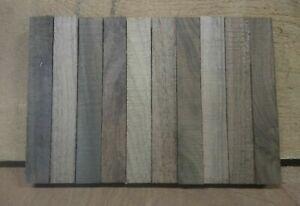 10 x Woodturning Walnut Pen Blanks Various Sizes