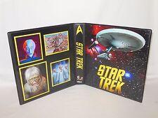 Custom Made Star Trek Original Tv Series Trading Card Binder Graphics Only
