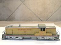 HO Scale Union Pacific #1287 Locomotive Train Road Of The Streamliners Tested