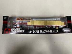 "DCP 30534 ""Mr Trucker"" Peterbilt 379 1:64 Die-cast Promotions First Gear"