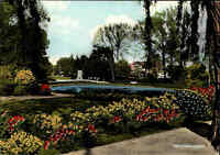 RAHLSTEDT Hamburg Partie im Liliencronpark Ansichtskarte Postkarte ~1960/70