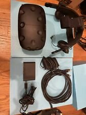 HTC Vive Virtual Reality Headset - Headset + linkbox  + deluxe audio strap only