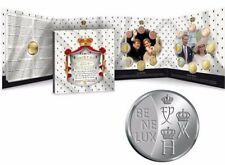 BENELUX Euroset 2014 New Royals New Euro's FDC official issue mint Royale King +