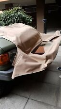 MAZDA Mx5 Mk2 Mk2.5 Mohair SOFT TOP tetto in colore Tan
