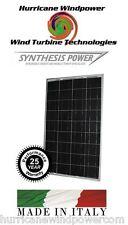 100W 12V Poly-Crystalline Solar Panel 100 Watt 12 Volt Off Grid RV Boat Marine