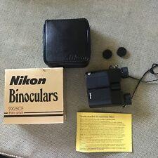 NIKON Binoculars  CF 9x25 Schwarz Fernglas Wie neu