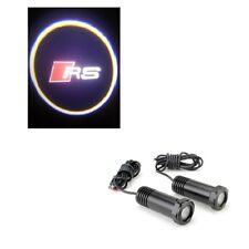 5 W CREE LED Puerta Logo Proyector Charco Cortesía Luz kit se ajusta Audi RS3 RS4 RS5