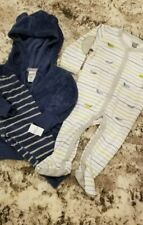 Carters 6 months outfit and sleeper infant