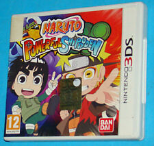 Naruto Powerful Shippuden - Nintendo 3-DS 3DS - PAL