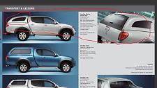 New OEM Mitsubishi L200 Triton 2006-2015 Hardtop Sport Utility Top M313658 P19