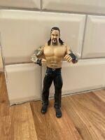 Undertaker 2003 Jakks Pacific Figure WWE Ruthless Aggression Series 14