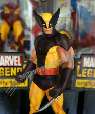 Bowen Designs Wolverine Statue Brown Museum Version from the X-Men Marvel Comics
