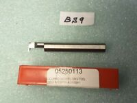 "Ph Horn Carbide Grooving Bar 1//2/"" Shank BU116.0500.02 LOC1439B"