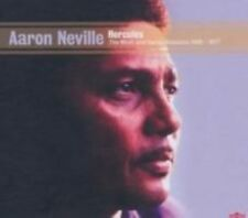 Hercules - The Minit and Sansu Sessions 1960- 1977 Aaron Neville Audio CD