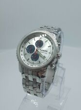Fossil blue speedway CH2373 men's chrono watch CH-2372 analog 10 ATM