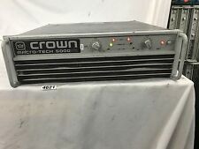 Crown Macro-tech Ma5000VZ Power Amplifier #4621