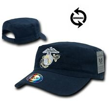 United States Marine Corps Cadet Castro USMC Marines Military Baseball Cap Hat