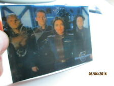 2002 BABYLON 5, THE COMPLETE - WOMEN OF B5 IN MOTION CARD -  ( W14 )