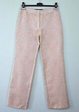 VERSACE Vtg Tailored Trousers sz IT44 Formal Wedding Paisley Gold Collectors W25