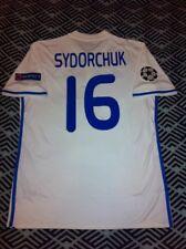 T-shirt Match Worn Dynamo Kiev Original Dinamo Kiev FC Dynamo Kiev Original