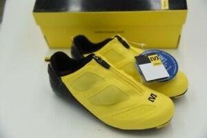 New & Boxed Mavic CXR Ultimate in Mavic Yellow & Black UK 8 USA M8.5 F9.5 EUR 42