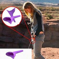 New Women Outdoor Design Resin Field Urinal Camping Hiking Sports Accessory Tool
