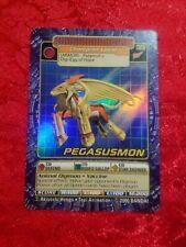 Bandai Digimon Trading Card Serie 3 Pegasusmon Bo-127 Holo