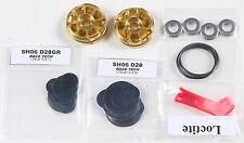 Race Tech FMGV 2820G Gold Valve Fork Kit G2-R FMGV 2820G 77-1861 0450-0098