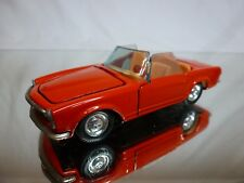 JOAL MERCEDES BENZ 230 SL - RED 1:43 - GOOD CONDITION