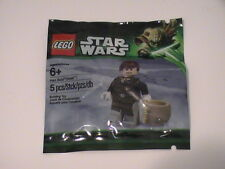 LEGO STAR WARS SET 5001621 HAN SOLO (HOTH) GEAR SEALED POLYBAG MISB OOP RETIRED