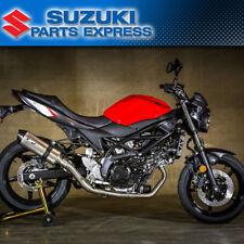 2017 SUZUKI SV650 SV 650 M4 EXHAUST RACE MOUNT FULL STAINLESS SYSTEM TITANIUM TI