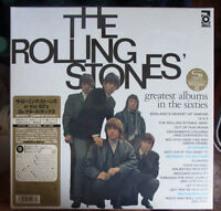 THE ROLLING STONES Greatest Albums In The Sixties Japan Mini LP CD Box 2008 ss