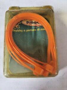 Courroie Électricien Professionnel Orange 190x5 MM Petite Bande Jardinage Nylon