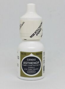 Cendo Asthenof with  Oxymetazoline HCI Long Lasting Redness Relief Eye Drops
