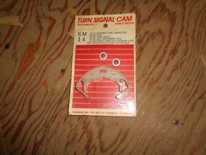 Ford Passenger 1962-1964 New Turn Signal Repair Cam TS14