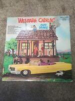 Welfare Cadilac Guy Drake Record LP Vinyl Good Condition Free Shipping