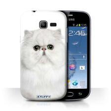 Étuis, housses et coques etuis, pochettes blancs Samsung Galaxy S pour téléphone mobile et assistant personnel (PDA)