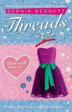 Threads, Sophia Bennett, New Book
