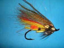 New ListingFly Fishing Flies - Classic Jock Scott Salmon/Steelhead Fly size 1/0* (6 pcs)