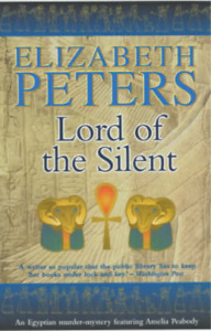 Lord of the Silent, Elizabeth Peters, Used; Good Book