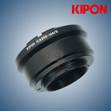 New Kipon Adapter for ICAREX 35S mount Lens to Olympus Micro 4/3  M4/3 camera