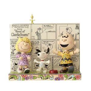 Jim Shore Peanuts Happy Dance 4054078 MIB