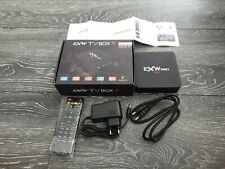 EXW TV BOX 4K Android