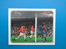 PANINI CHAMPIONS OF EUROPE 1955 - 2005 - N. 23 MANCHESTER UNITED 1998-99