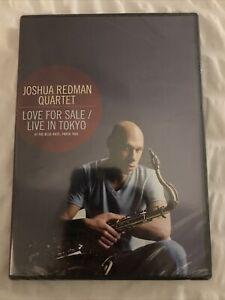 Joshua Redman Quartet - Love for Sale Live At The Blue Note Tokyo 1998 Jazz Sax
