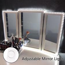 240 Led Touch trucco specchio da tavola cosmetico Toletta con luce bagno nuovo