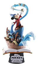BEAST KINGDOM Disney Mickey Mouse Dstage DS-018 The Sorcerer's Apprentice Figure