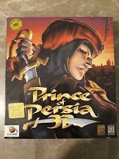 Prince of Persia 3D (PC, 1999) bigbox.