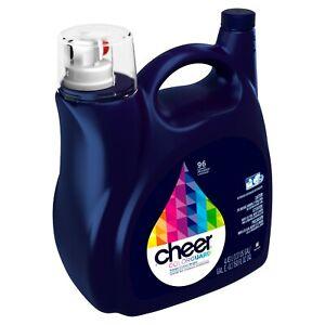 Cheer Colorguard 96 Loads Liquid Laundry Detergent 150 fl oz
